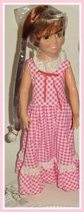 Chrissy doll