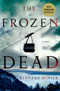 Book cover - The Frozen Dead