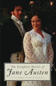 jane austen  complete novels