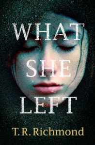 What She Left book cover