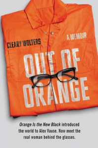out of orange - a memoir