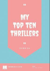 top ten thrillers
