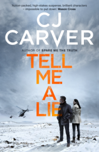 tell me a lie by cj carver
