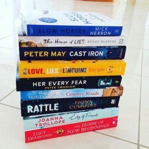 books and book blogging