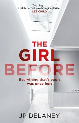 Book review: The Girl Before by JP Delaney