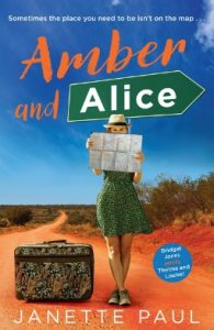 Amber and Alice by Janette Paul