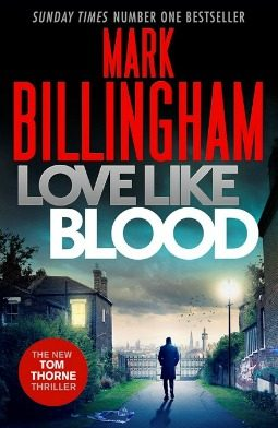 Book review: Love Like Blood by Mark Billingham