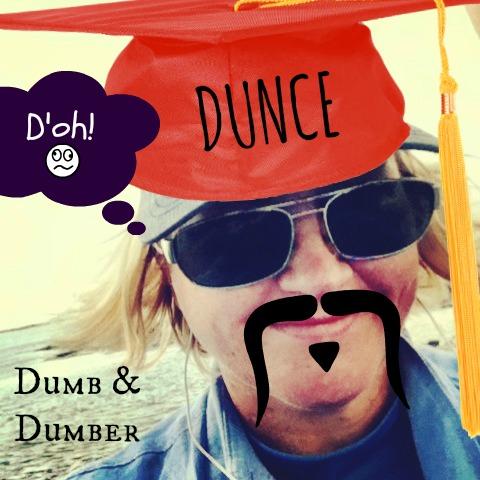 deb beach dumb