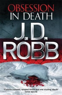 JD Robb Obsession in Death