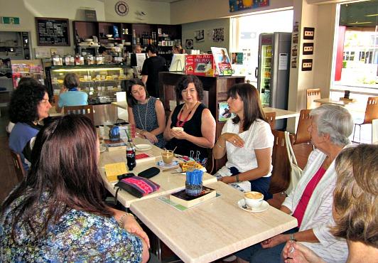 author coffee fiona mcintosh