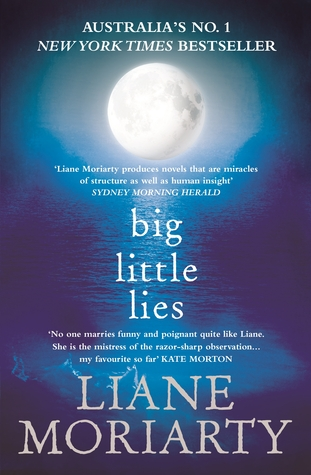 Book Review Big Little Lies By Liane Moriarty Debbish