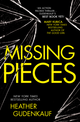 Book review: Missing Pieces by Heather Gudenkauf