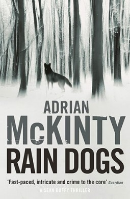 Book review: Rain Dogs by Adrian McKinty