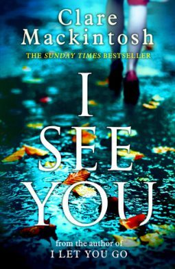 Book review: I See You by Clare Mackintosh