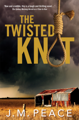 Book review: The Twisted Knot by JM Peace