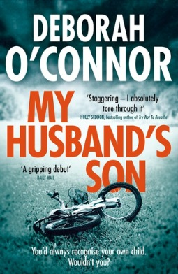 Book review: My Husband's Son by Deborah O'Connor - Debbish