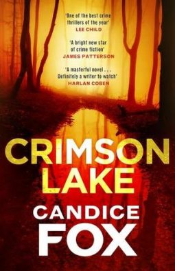 Book review: Crimson Lake by Candice Fox