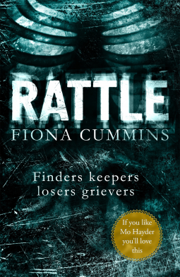 Book review: Rattle by Fiona Cummins
