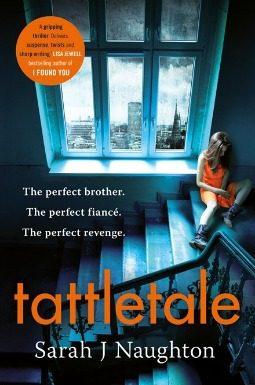 Book review: Tattletale by Sarah J Naughton