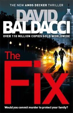Book review: The Fix by David Baldacci - Debbish