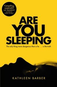 Are you sleeping by kathleen barber