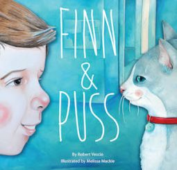 Book review: Finn and Puss by Robert Vescio and Melissa Mackie