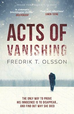 Book review: Acts of Vanishing by Fredrik T Olsson