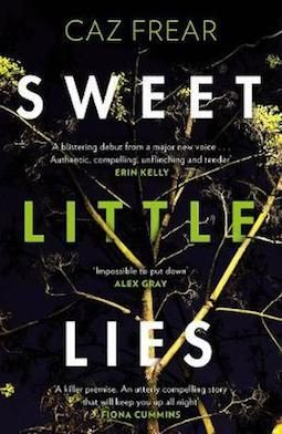 Book review: Sweet Little Lies by Caz Frear