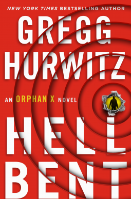 Book review: Hellbent by Gregg Hurwitz