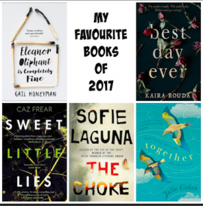 Favourite novels of 2017