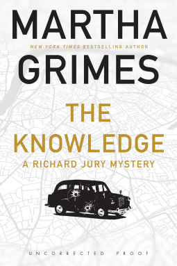 Book review: The Knowledge by Martha Grimes