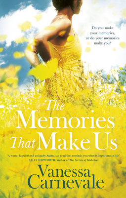 Book review: The Memories that Make Us by Vanessa Carnevale