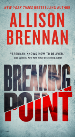 Book review: Breaking Point by Allison Brennan