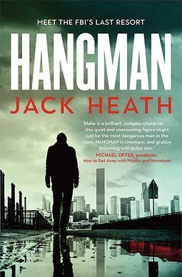 Book review: Hangman by Jack Heath