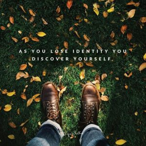 revelations and identity