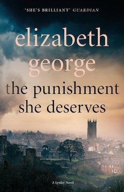 Book review: The Punishment She Deserves by Elizabeth George