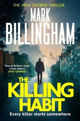 Book review: The Killing Habit by Mark Billingham