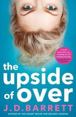 The Upside of Over (not exactly a book review)