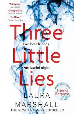 Book review: Three Little Lies by Laura Marshall