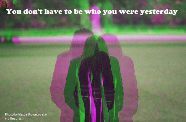 shedding identities
