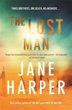 book review the lost man by jane harper debbish