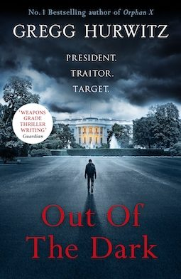 Book review: Out of the Dark by Gregg Hurwitz