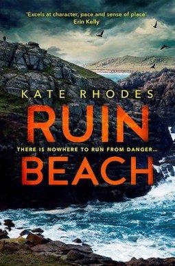 Book review: Ruin Beach by Kate Rhodes