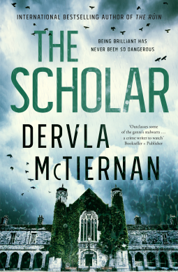 Book review: The Scholar by Dervla McTiernan