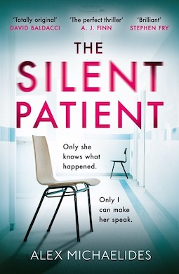 The silent patient book wikipedia