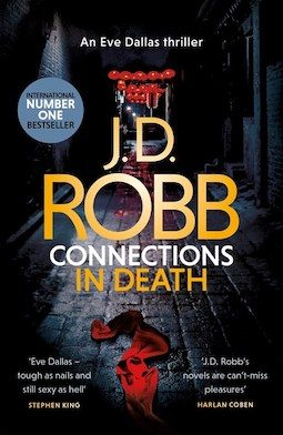 Book review: Connections in Death by JD Robb