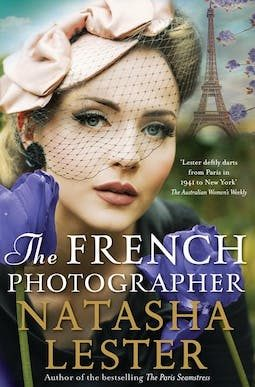 Book review: The French Photographer by Natasha Lester