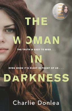 Book review: The Woman in Darkness by Charlie Donlea