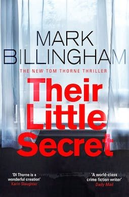 Book review: Their Little Secret by Mark Billingham